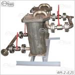 Фильтр модульный ФМ-2-0,25 (Ст. нерж.)