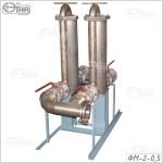 Фильтр модульный ФМ-2-0,5 (Ст. нерж.)