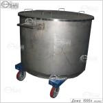 Дежа 1000 литров (AISI 304)