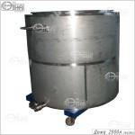 Дежа 2000 литров (AISI 304)