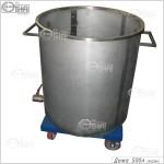 Дежа 500 литров (AISI 304)