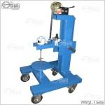 Мешалка с пневмодвигателем передвижная -1,1 кВт (с подставкой под емкость)