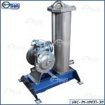Установка фильтрации стационарная УФС-1М-НМПП-3М